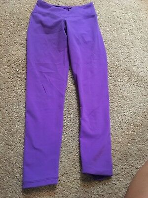 Girls jo And Jax Leggings Dance Medium 8-10