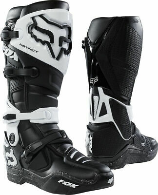 New 2018 Fox Instinct Boots- Black