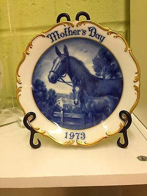 Collector Horse Plate Reduced