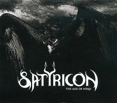The Age of Nero [Limited Edition] [Digipak] by Satyricon (CD, Sep-2009, 2 Discs,