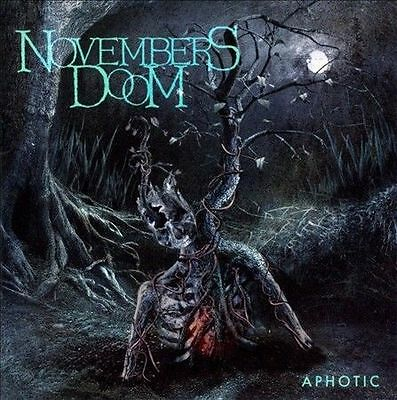Aphotic by Novembers Doom (CD, May-2011, The End)