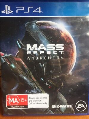 Mass Effect Andromeda - Sony PS4 Playstation 4 Game