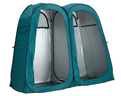 Pop up Double Ensuite tent