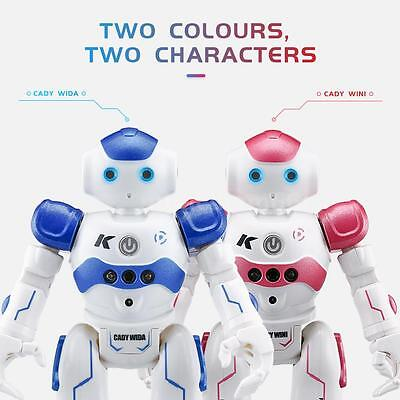 JJR/C R2 Intelligent Programming Gesture Control Robot Toy Gift [CADY WINI+Pink]