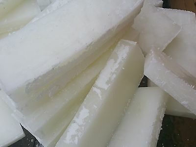 2 Kg paraffin wax blocks for various applications- solid and white- in Australia