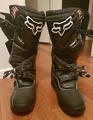 Fox Motorcycle Boots
