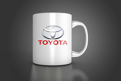 TOYOTA Mug, TOYOTA Personalized  MUG, TOYOTA coffee tea MUG