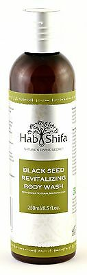 Hab Shifa Black Seed Revitalizing Body Wash - 250ml