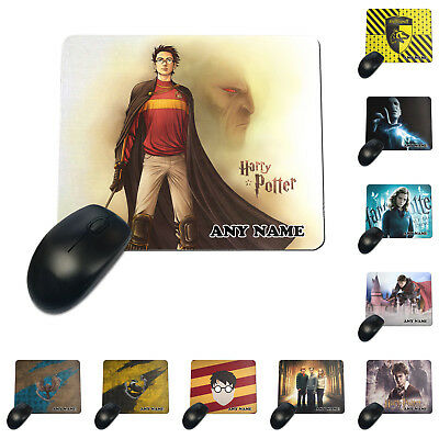 Personalisiert Jeder Name Harry Potter Maus Pad Mauspad PC Mat