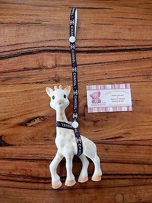 Sophie The Giraffe CHANEL Harness/Strap. (Sophie Not Included)