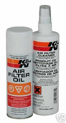 K&N Air Filter Cleaning Kit - Recharger 99-5000