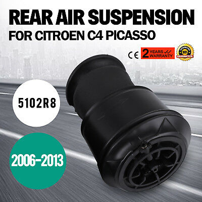 ! Citroen c4 Picasso Grand Picasso Suspension Pneumatique luftbalg Arrière Neu f