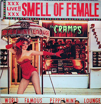 The Cramps ~ Smell Of Female ~ Vinyl Mini Lp ~  *new And Sealed*