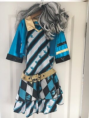monster high costume age 8-10