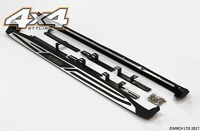 For Jeep Renegade 2014+ Side Steps Running Boards Set Type 3