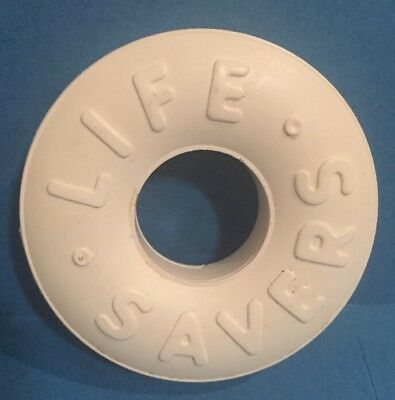 Life Saver Lolly/Sweet Container Rare Vintage Advertising Merchandise.