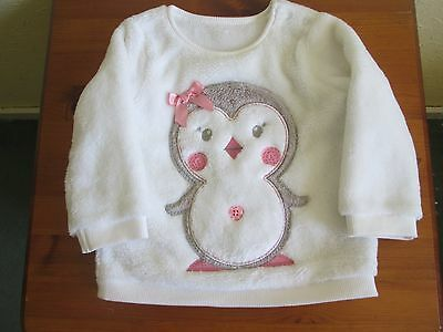 Gorgeous Baby Fleece ( GIRL )  SIZE: 6 TO 9 MONTHS  .NEW