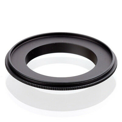 Macro Reverse Adapter Ring For Sony NEX E Mount NEX-5 7 VG10 49 52 58 62 67 77mm