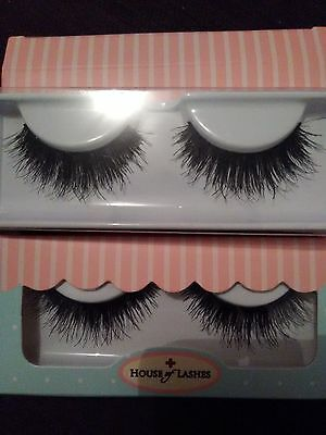 2 paires de faux cils House of Lashes Smokey Muse