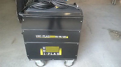 Uni-Plas 60/90/120 415v Plasma Cutter (35mm steel cuts)