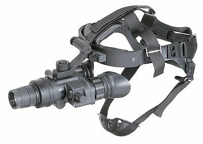 FLIR NYX-7 Gen 2+ SD | GENUINE American Night Vision Goggle | Hunting & Security