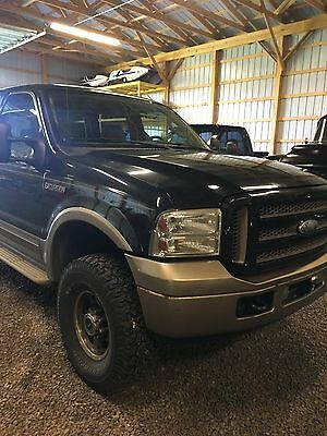 2005 Ford Excursion  2005 FORD EXCURSION