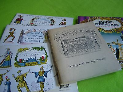 Toy Theater collectibles, Pollocks and Books