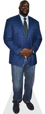 Shaquille O'Neal Life Size Celebrity Cardboard Cutout Standee