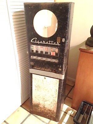 """Selling Off Large Collection Of """" Rare """" Vending Machines Cigarette Machine"""
