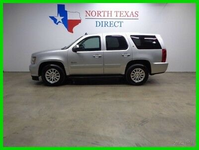 2010 Chevrolet Tahoe GPS Navi Camera TV Heat Seats Sunroof New Tires 2010 GPS Navi Camera TV Heat Seats Sunroof New Tires Used 6L V8 16V Automatic