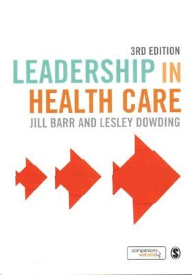 Leadership in Health Care by Jill Barr 9781473904569 (Paperback, 2015)