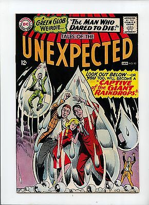 Tales of the Unexpected #92 VF/NM 9.0