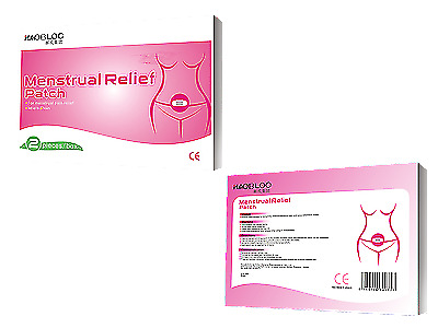 Menstrual/Period Pain Relief Heat Patches up to 8hrs Relief