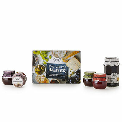 Cottage Delight Luxury Cheese Condiments Selection Gift Hamper