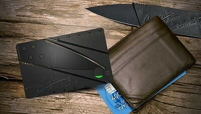 IAIN SINCLAIRE Card Sharps *UK* letter opener,survival tool, same day post