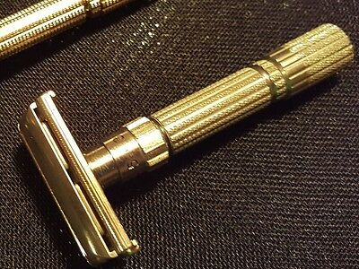 Fatboy Gillette G1 Gold Plated