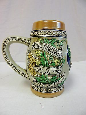 OLD STYLE Beer Stein 1983 Ceramarte Numbered Limited Edition