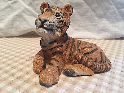 Cute Bengal Tiger cub Figurine GREAT CONDITION