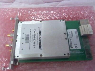 National Instruments NI 5540 PXIe 250MHz-6GHz RF Combiner