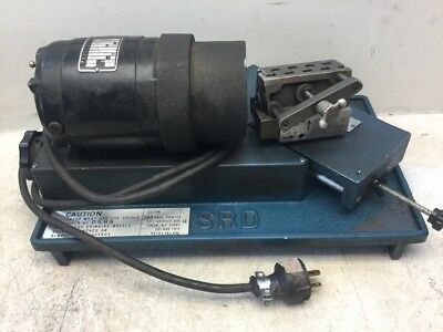 USED SRD DG76M INDUSTRIAL DRILL BIT SHARPENER 110 Volts