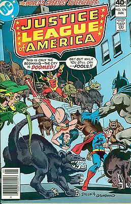Justice League of America #174. Jan 1980. DC. FN/VF.