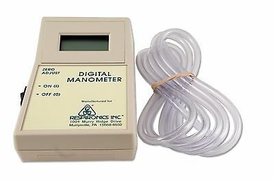 Digital CPAP Manometer by Philips Respironics
