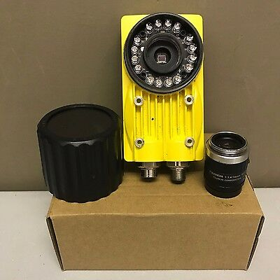 Cognex In-Sight IS5400-00 + LED Light Ring + Lens Vision Camera IS5400-0000 5400