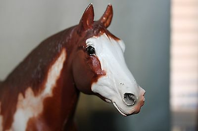 Vintage 1970's Breyer ~ CHALKY ~ Yellow Mount ~ Very Nice!