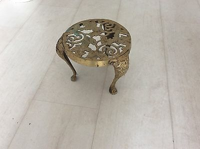 Brass Plant/Cake Stand