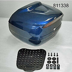 ETON Beamer 50cc & 150cc Blue OEM Luggage Box w/Mounting Hardware, 811338