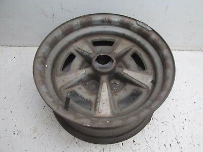 FIREBIRD TRANS AM PONTIAC RALLY II STEEL WHEEL / RIM 15 X 7 15x7 (JJ)