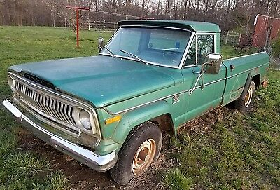 1975 Jeep Other  1975 Jeep J10- ratrod, rock crawler, mud bogger project