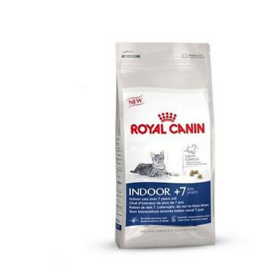 Pienso para gatos de interior de 7 a 12 años (urinary) Royal Canin INDOOR 7+