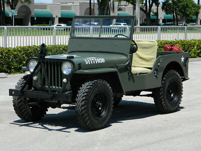 1948 Willys CJ-2A  1948 Willys Jeep CJ-2A Tribute freshly redone looks and runs fantastic